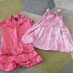 Other - Two little girls dresses